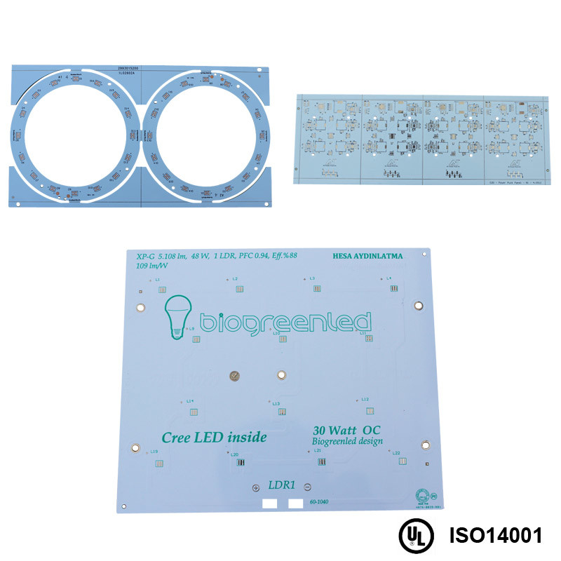 1.6mm Aluminium PCB for Lighting Industry