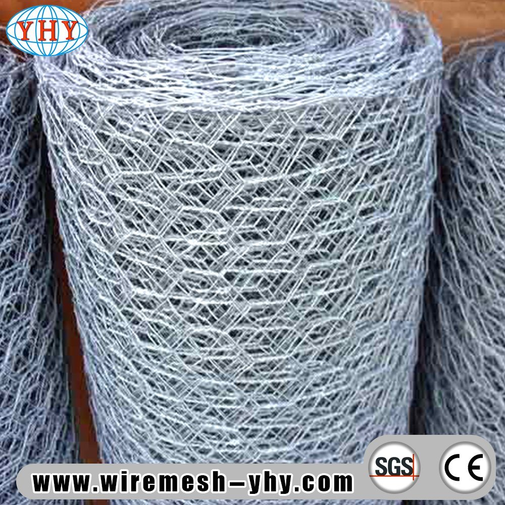 China Galvanized Wire Mesh Rolls Fence Used for Poultry Fence Garden ...