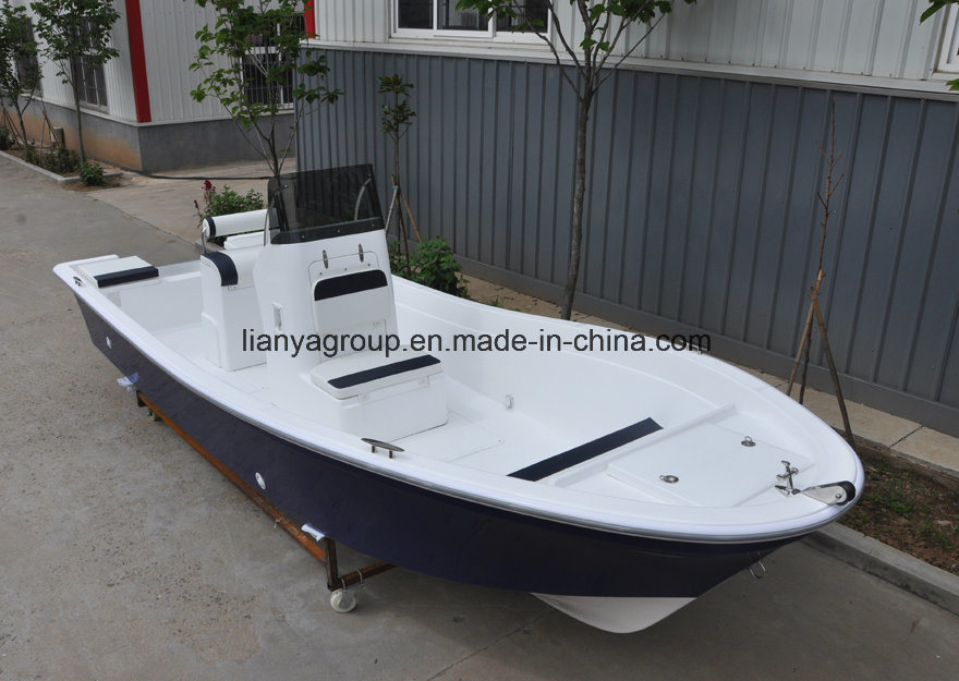 Hot Item Liya Inshore Power Fishing Boats 5 8m Panga Boat Factory