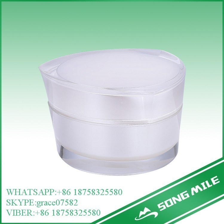 15g, 30g, 50g Plastic Jar Cosmetic Packaging for Cream pictures & photos