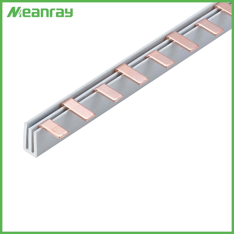 Electrical Bar Panel China Circuit Breaker Box Cb08 Copper Bus