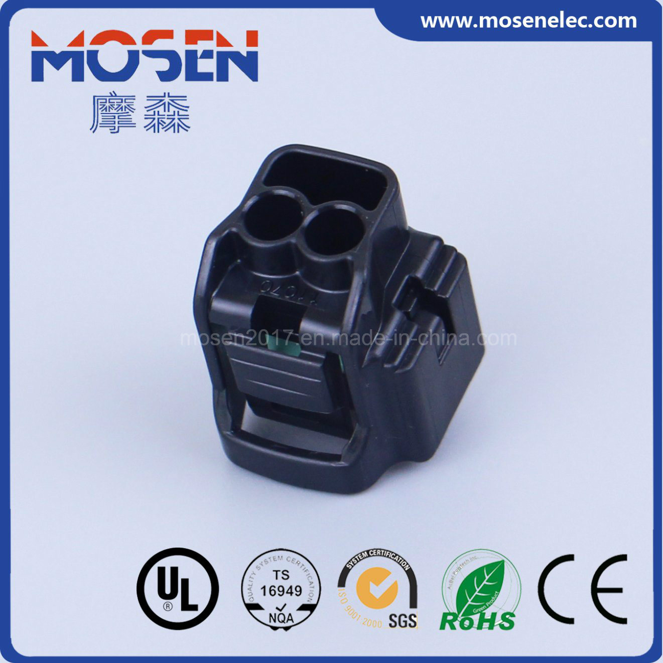 China Female Yazaki 2p Auto Connector 7283 7028 30 Nissan Automotive Wire Harness Tf
