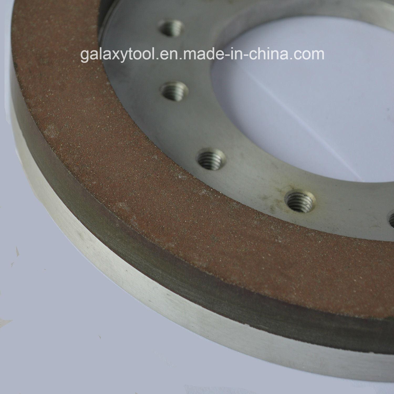 China 8200mm Resin Bond Diamond Fine Grinding Wheel For Ceramic