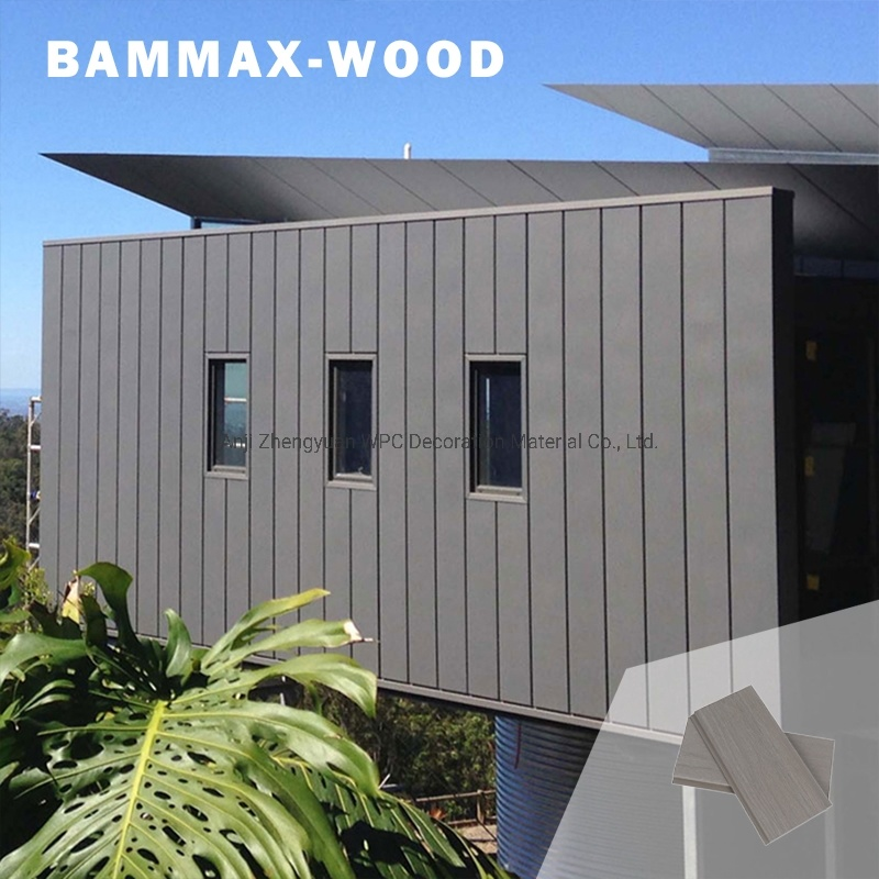 China Exterior Wall Cladding Plastic Wood Composite Wpc Siding Panel Boards China Wpc Siding Panel Boards Outdoor Panel