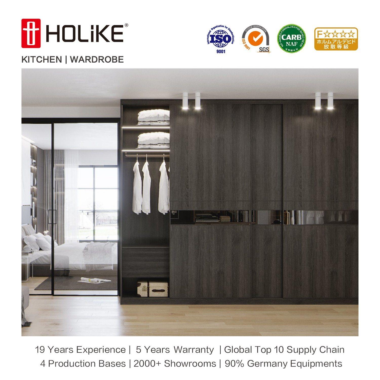 China Mdf Board Modern Minimalism Bedroom Wardrobe With Sliding Doors China Kitchen Cabinets Bed