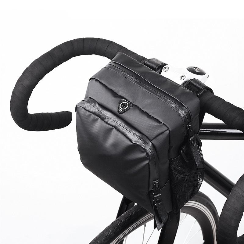 China Multi Function Bicycle Front Handle Phone Storage Waterproof Bike Handlebar Bag China Bike Bag And Bike Handlebar Bag Price