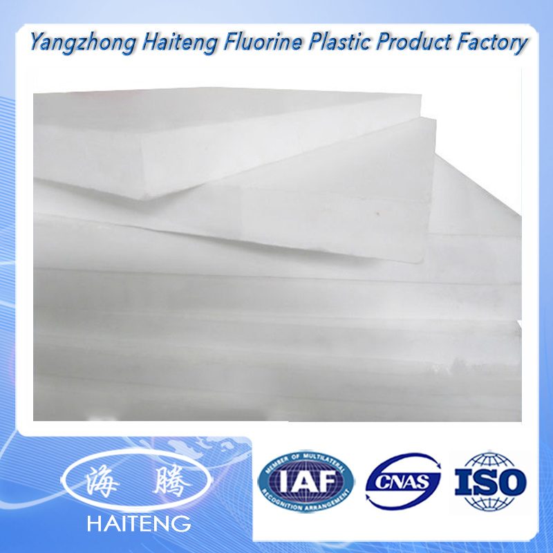 PTFE/PP/PE/PVC Moulded Plastic Sheet Teflon Plastic Sheet pictures & photos