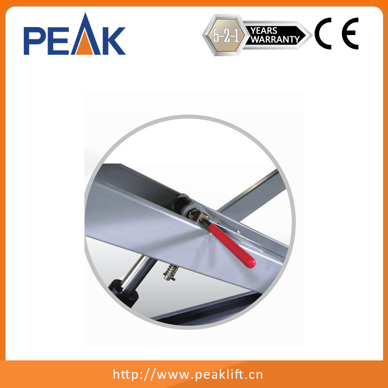 Ce Approval High Speed Motorcycle Scissors Lift Table (MC-600) pictures & photos