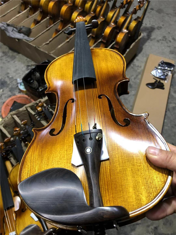 China Violin Viola Cello Double Bass Manufacturer Musical
