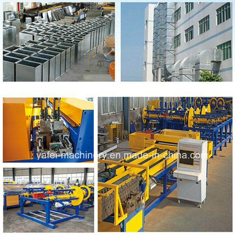 Air Duct Machine for HVAC Tube Form Making