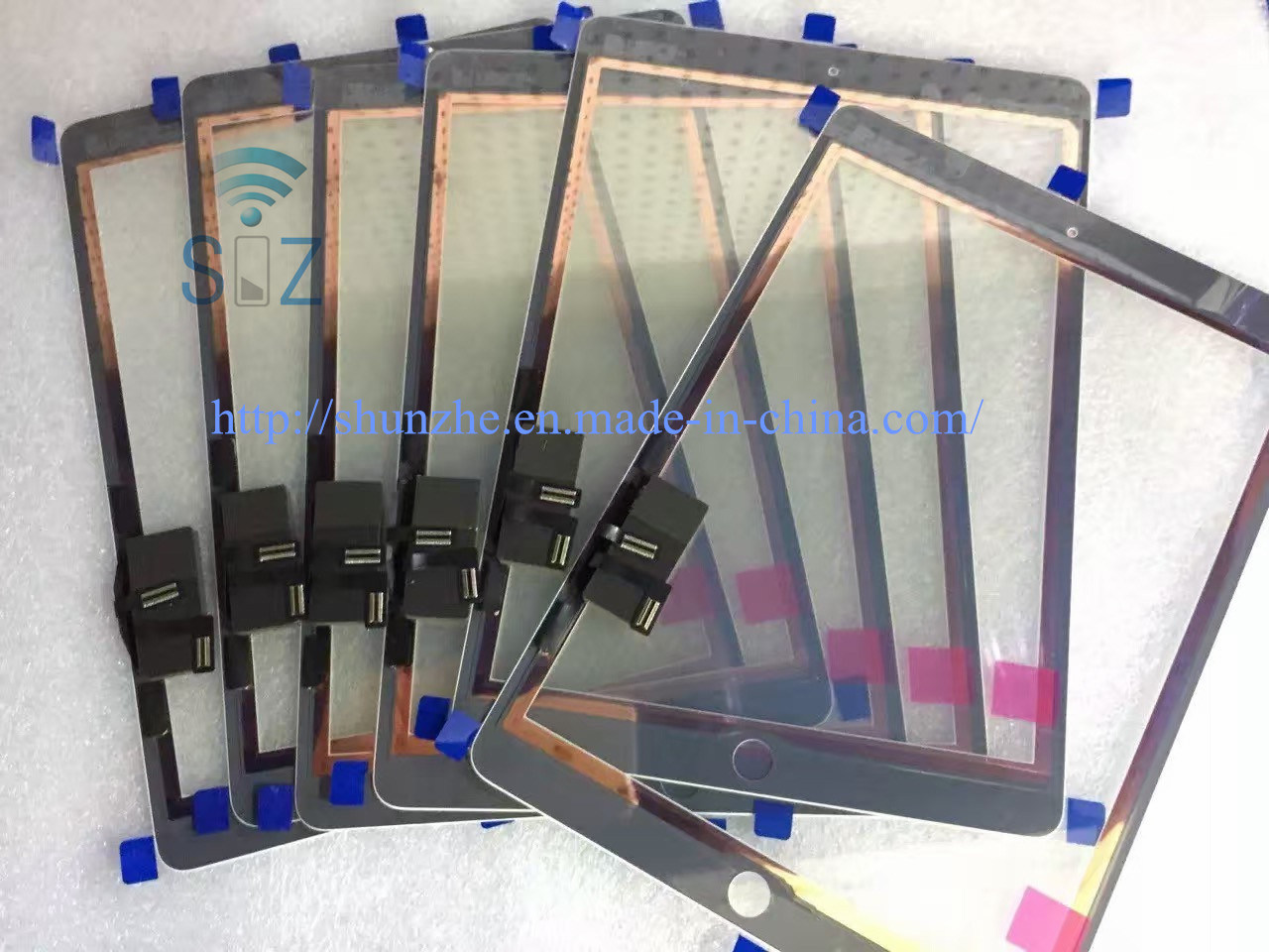 China Tablet Pad Touch Screen Oem Original Digitizer For Ipad Air 5 Lcd Touchscreen Samsung S4 Black