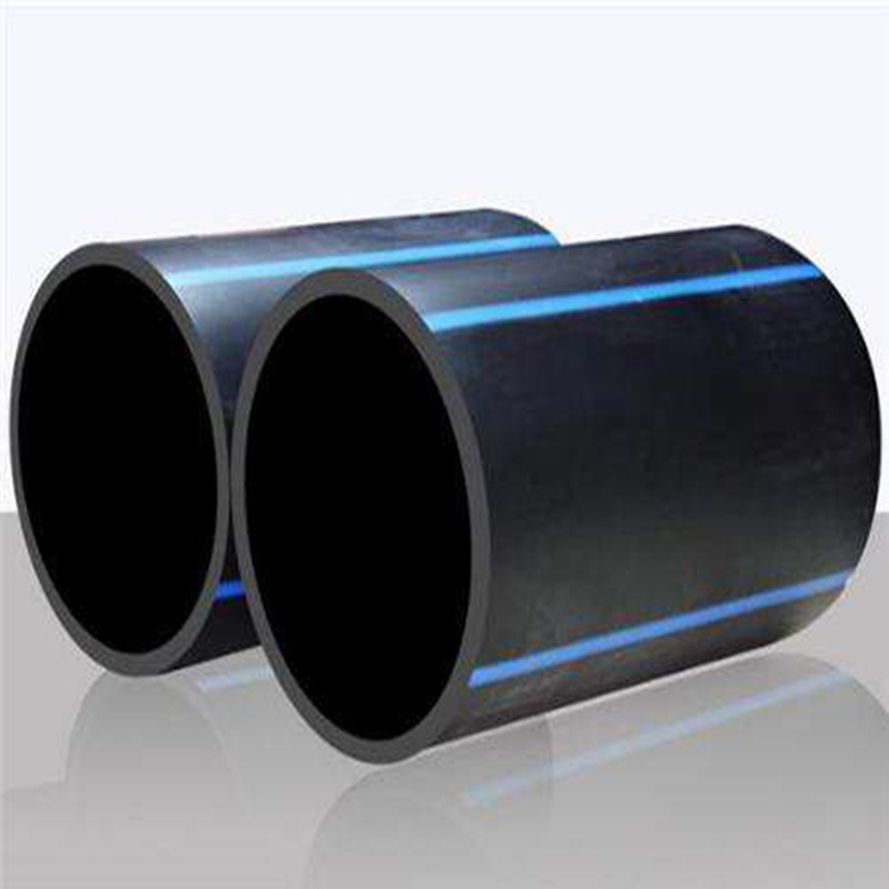 Large Diameter PE Drain Pipeline pictures & photos