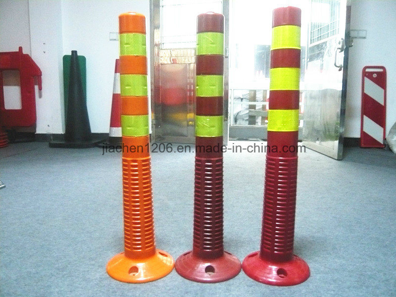 Wholesale China Factory Fencing 750mm PU Warning Post with Good Quality pictures & photos