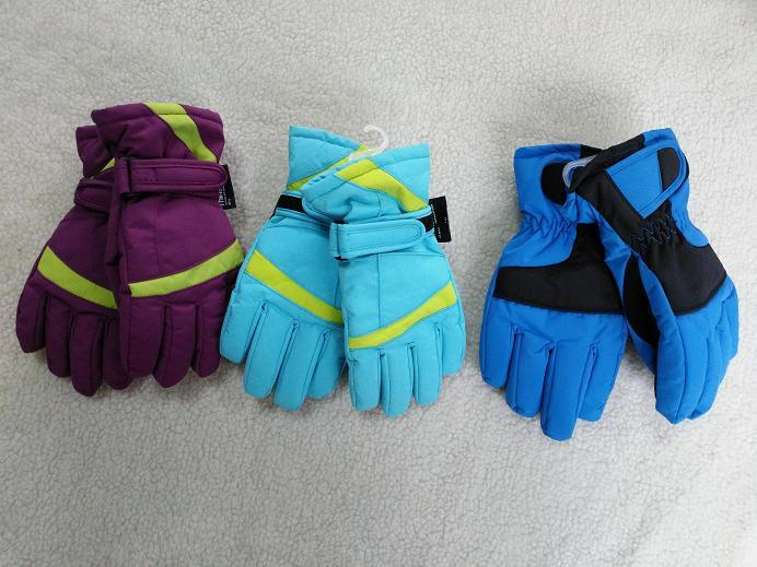 Kids Ski Glove/Children Ski Glove/Detox Glove/Okotex Glove pictures & photos