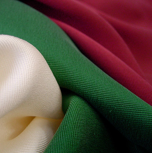 what is silk faille fabric