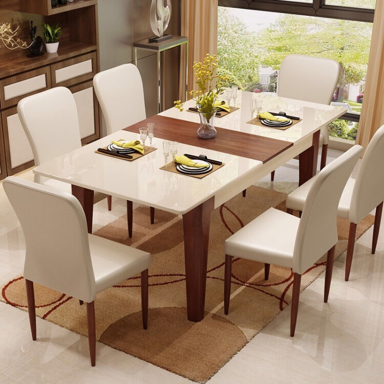China Living Room Furniture, Wooden Dining Room Furniture Sets