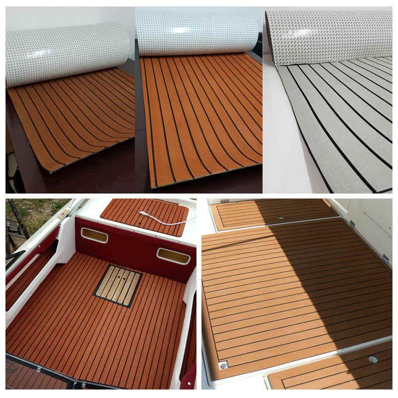 Non Skid Boat Flooring: China Melors Marine Supply Non-Skid EVA Foam Sheet Boat