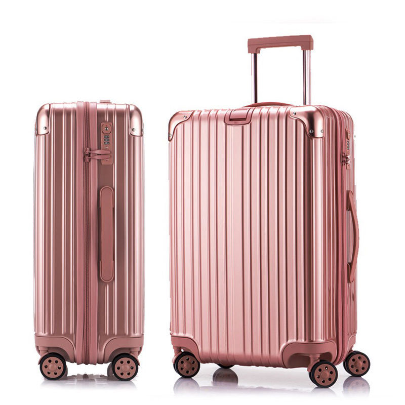23d7b0fb3 China Enfung Rose Gold ABS/PC High Quality Suitcase Luggage with Tsa Lock  Spinner Wheels Manufacturer - China Suitcase Luggage Manufacturer, ...