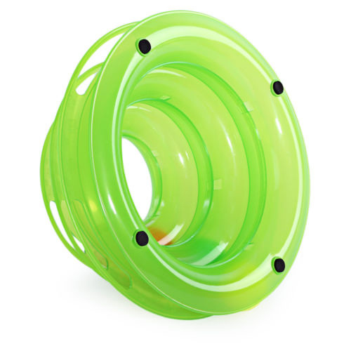 Wholesale Plastic Rolling Ball Cat Toy pictures & photos