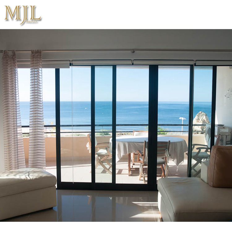 Chinese Supplier Huge Aluminium Sliding Glass Door For Sale China