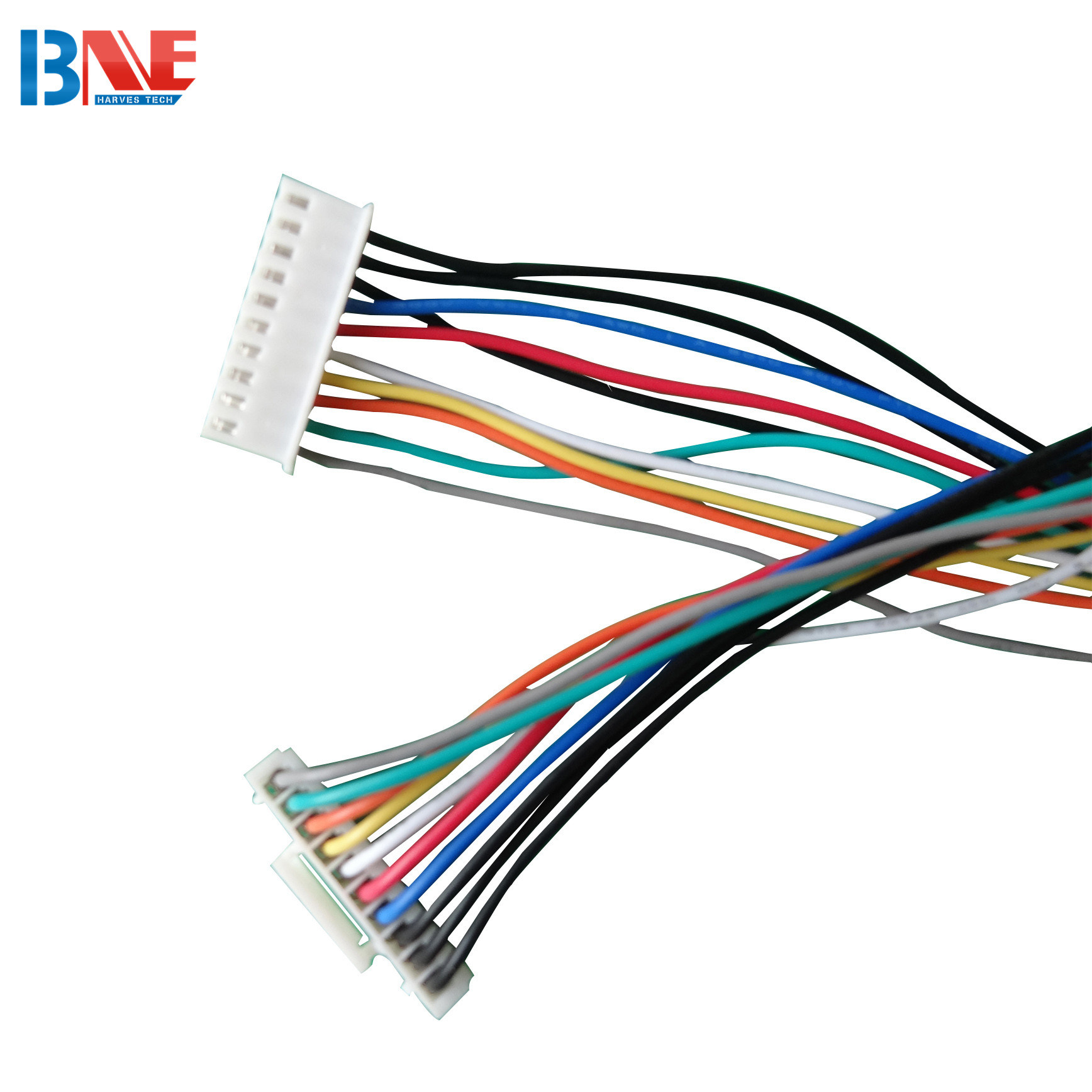 China Custom Electrical Cable Assembly Equipment Wire Harness ...
