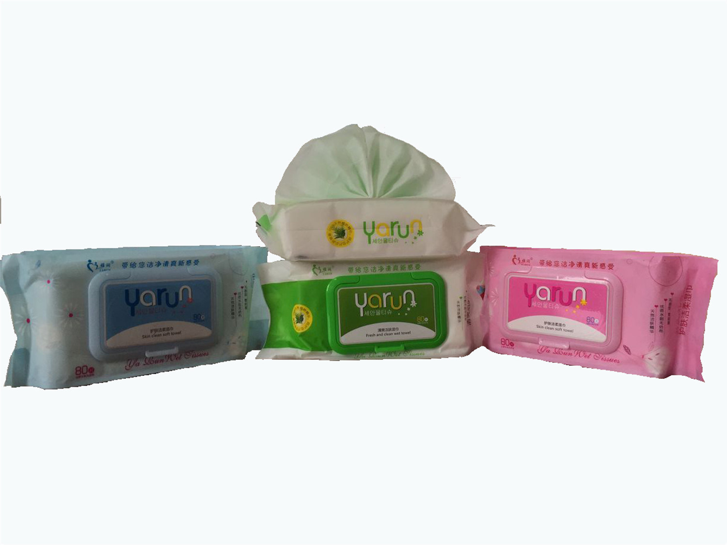 80 PC Fresh and Clean Wet Wipes pictures & photos