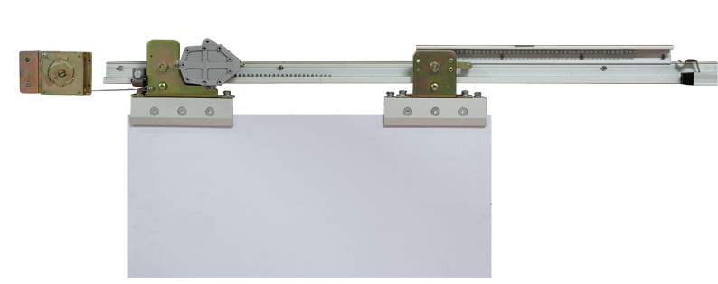 Semi Auto Sliding Door Closer