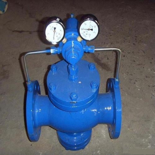 [Hot Item] Natural Gas Piston Type Pressure Reducing Valve
