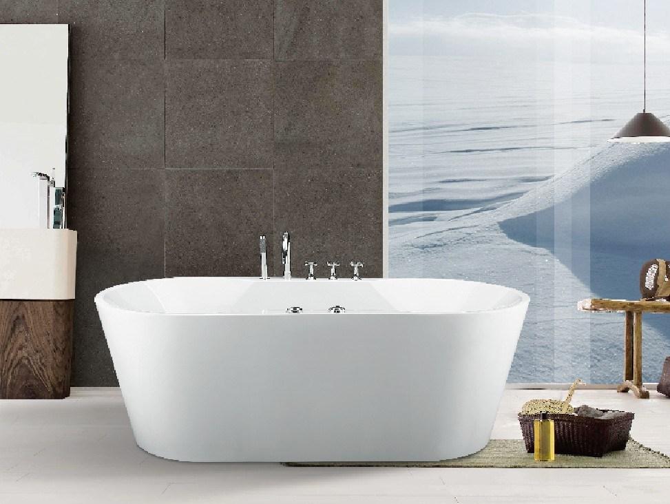 China Luxury Sanitary Ware New Models Design Oval Sex Bathtub ...