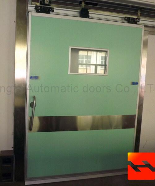 China European Standard Automatic Sliding X Ray Door Hfa 0001   China  Automatic Sliding X Ray Door, Hospital X Ray Door