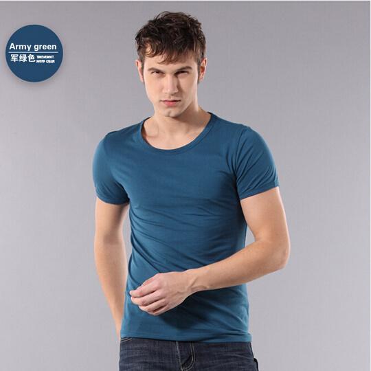436b8a076 China Wholesale T-Shirt /Wholesale Blank Plain T-Shirt - China ...