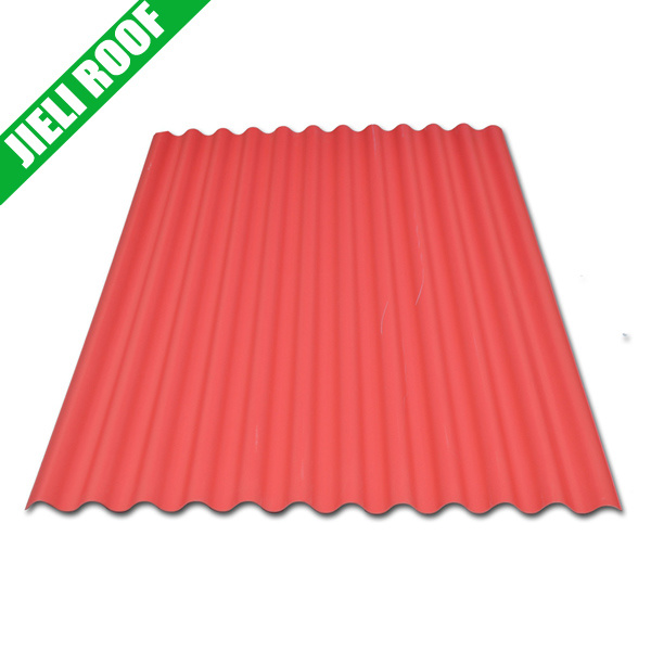 Heat Insulation UPVC Roof Sheet for Farm Building