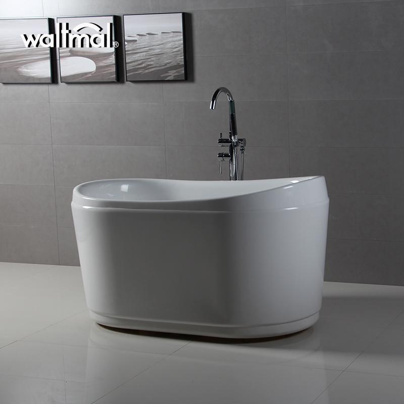 China Small Looks Nice Acrylic Bathtub for Small Bathroom - China ...