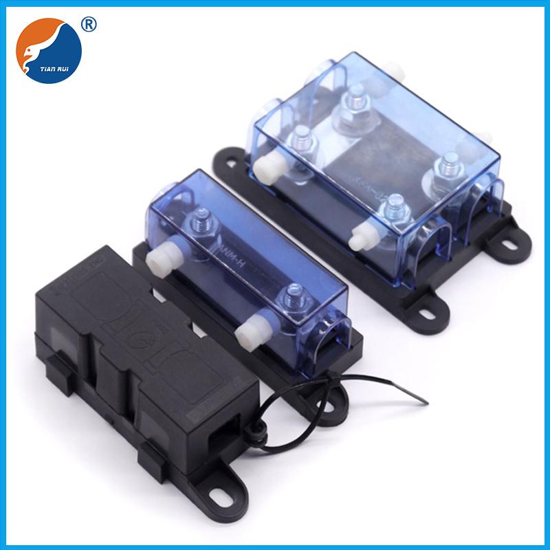China Black Car Automotive Auto Mega Type Anm Fuse Box Block Holder - China  Fuse Holder, Fuse BlockDongguan Tianrui Electronics Co., Ltd.