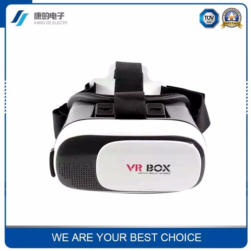 Factory Outlet Vr Virtual Reality 3D Glasses Headset Mobile Phone Intelligent Theater Vrbox Second Generation