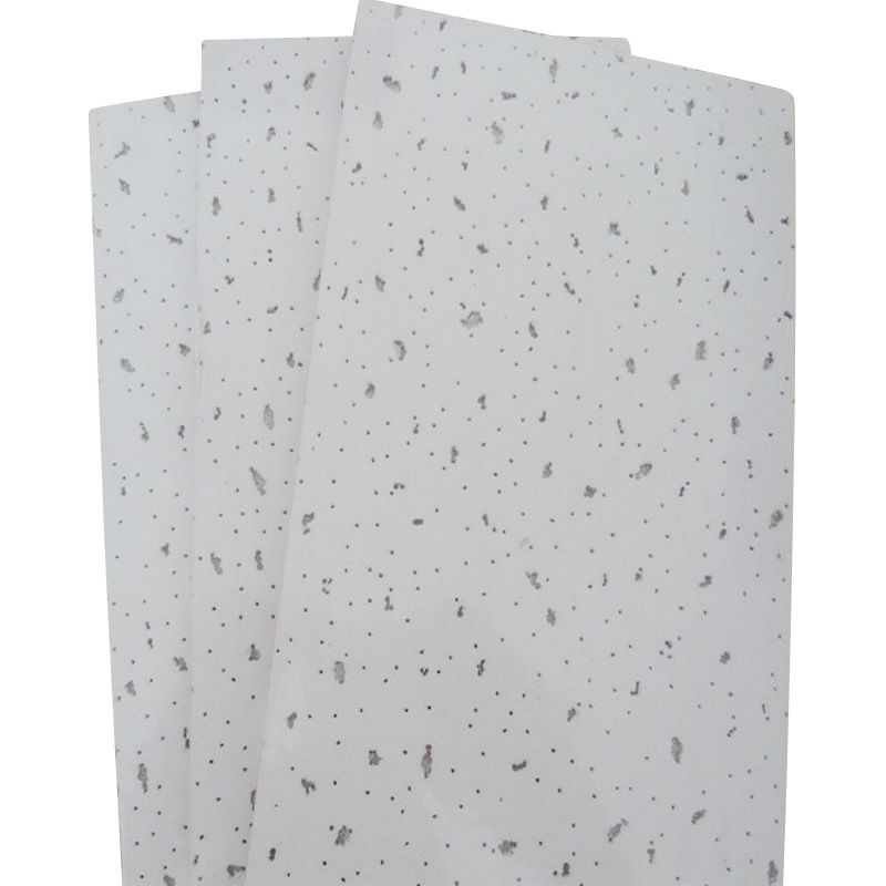 Commercial Acoustic Mineral Fiber Ceiling Board of 15mm