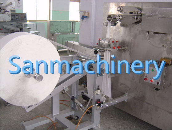 Individually Wrapped Wet Wipe Packing Machine Trade Assurance Wipe Machinery pictures & photos