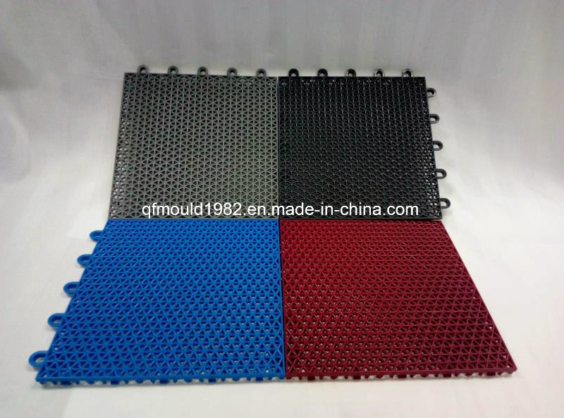 27cm Eco-Friendly Skidproof Plastic Floor
