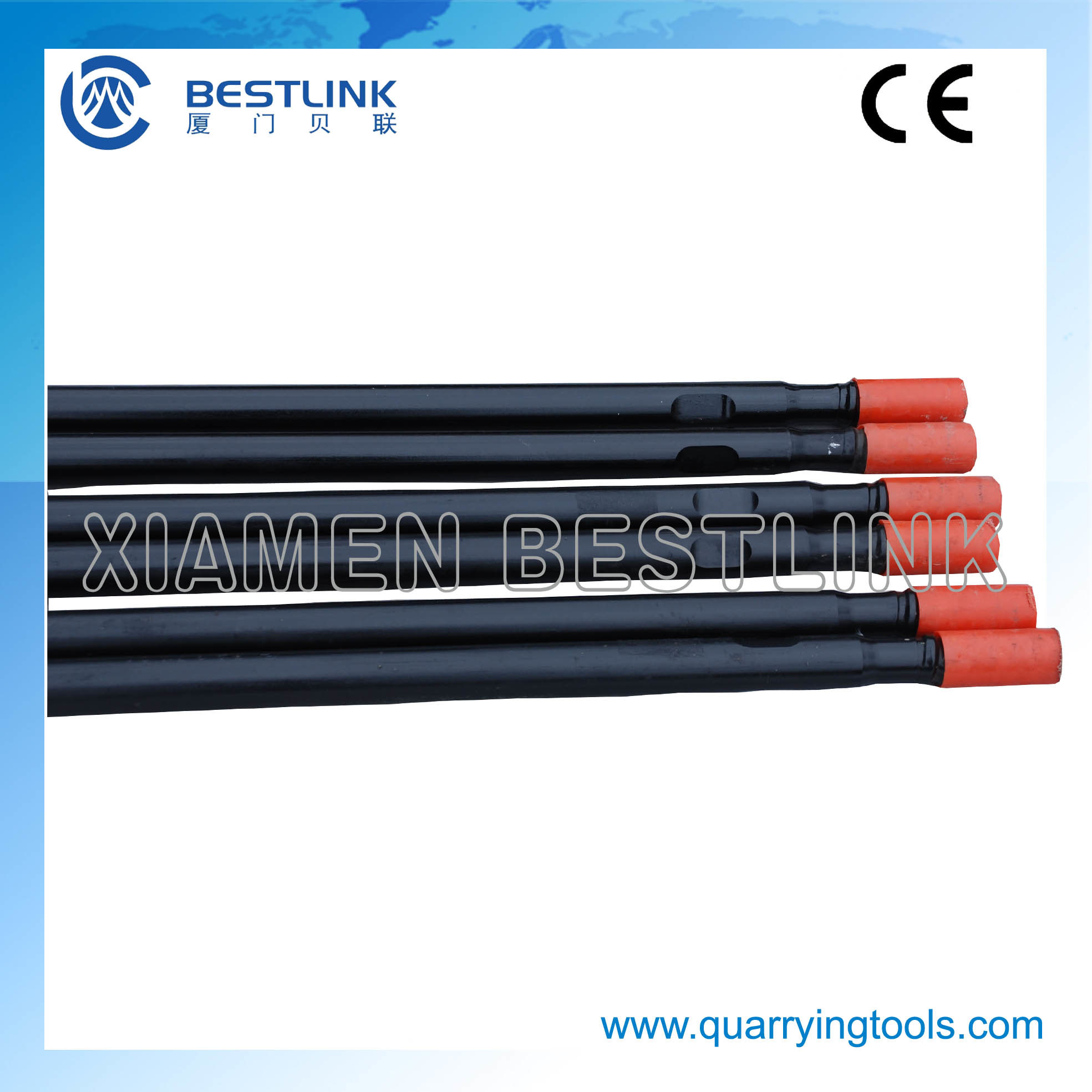 Bestlink R32/R38/T38/T45 Rock Drill Extension Rod pictures & photos