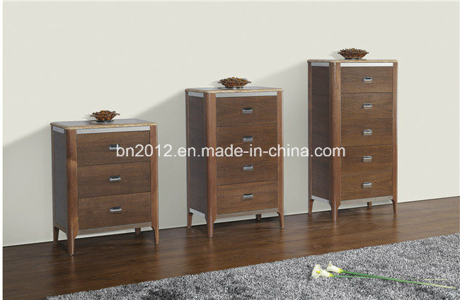 Anqutie Style Design Wooden Home Furniture Set 193# pictures & photos