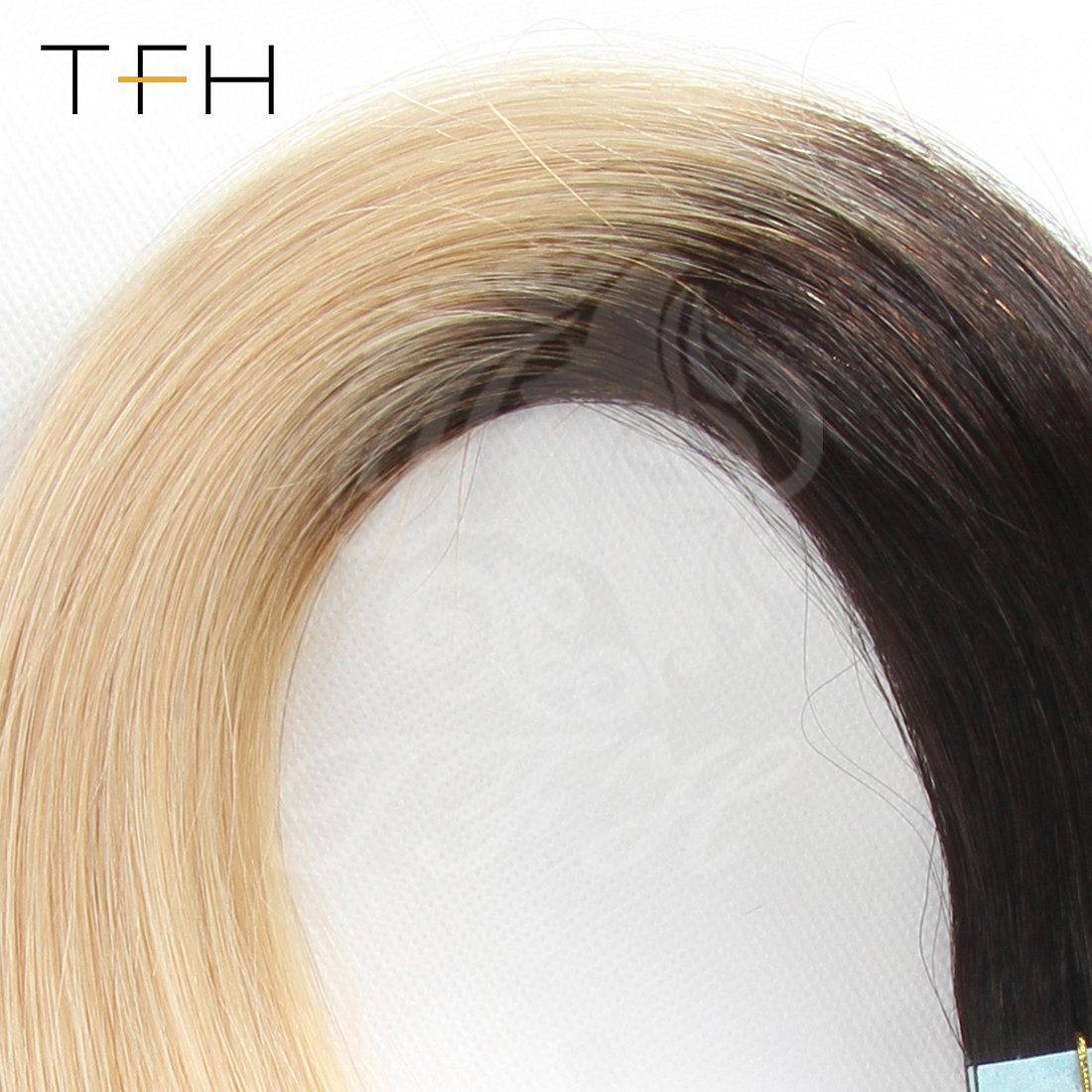 China Brazilian Straight Hair Skin Weft Adhesive Hair Tape In Human