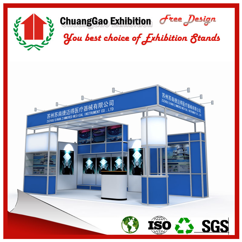 Exhibition Booth En Francais : China m exhibition stand with octanorm