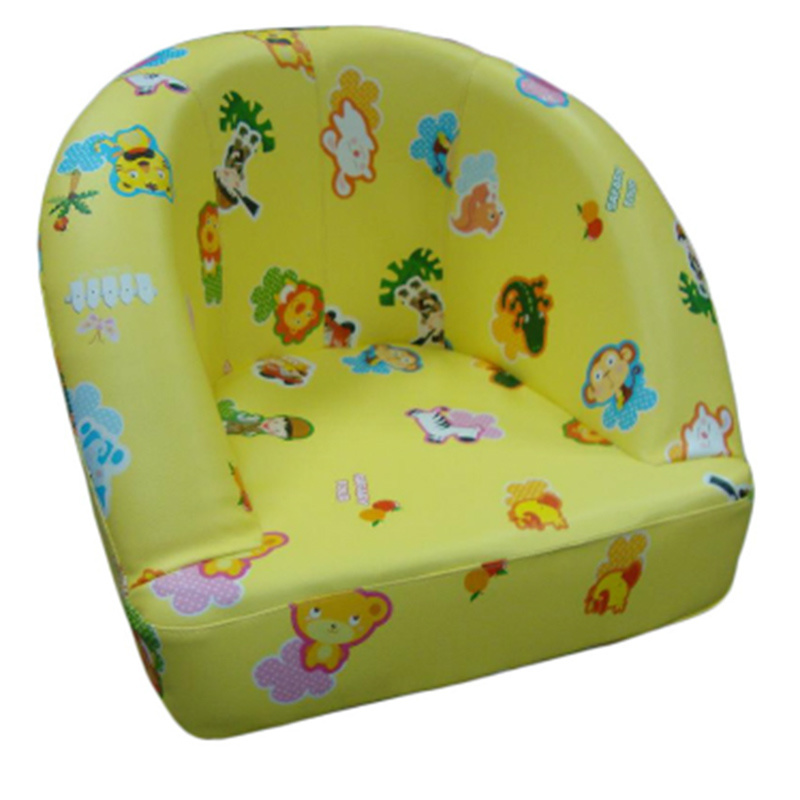 China Foam Kids Chair/Full Sponge Children Sofa (SF 65)   China Single Seat  Sofa, Children Furniture