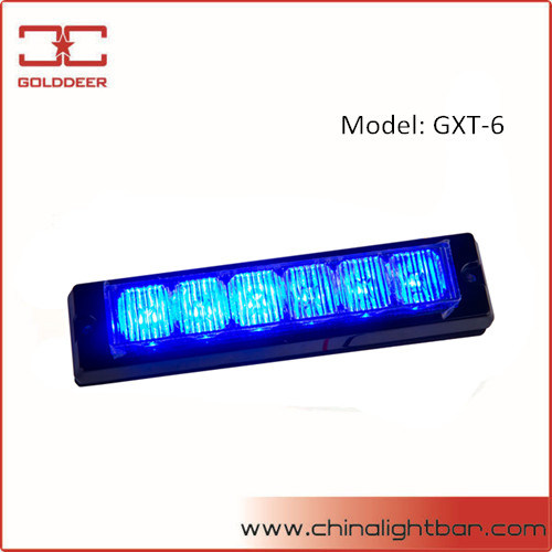 Vehicle Decoration Ambulance Blue LED Strobe Light Head (GXT-6 blue)