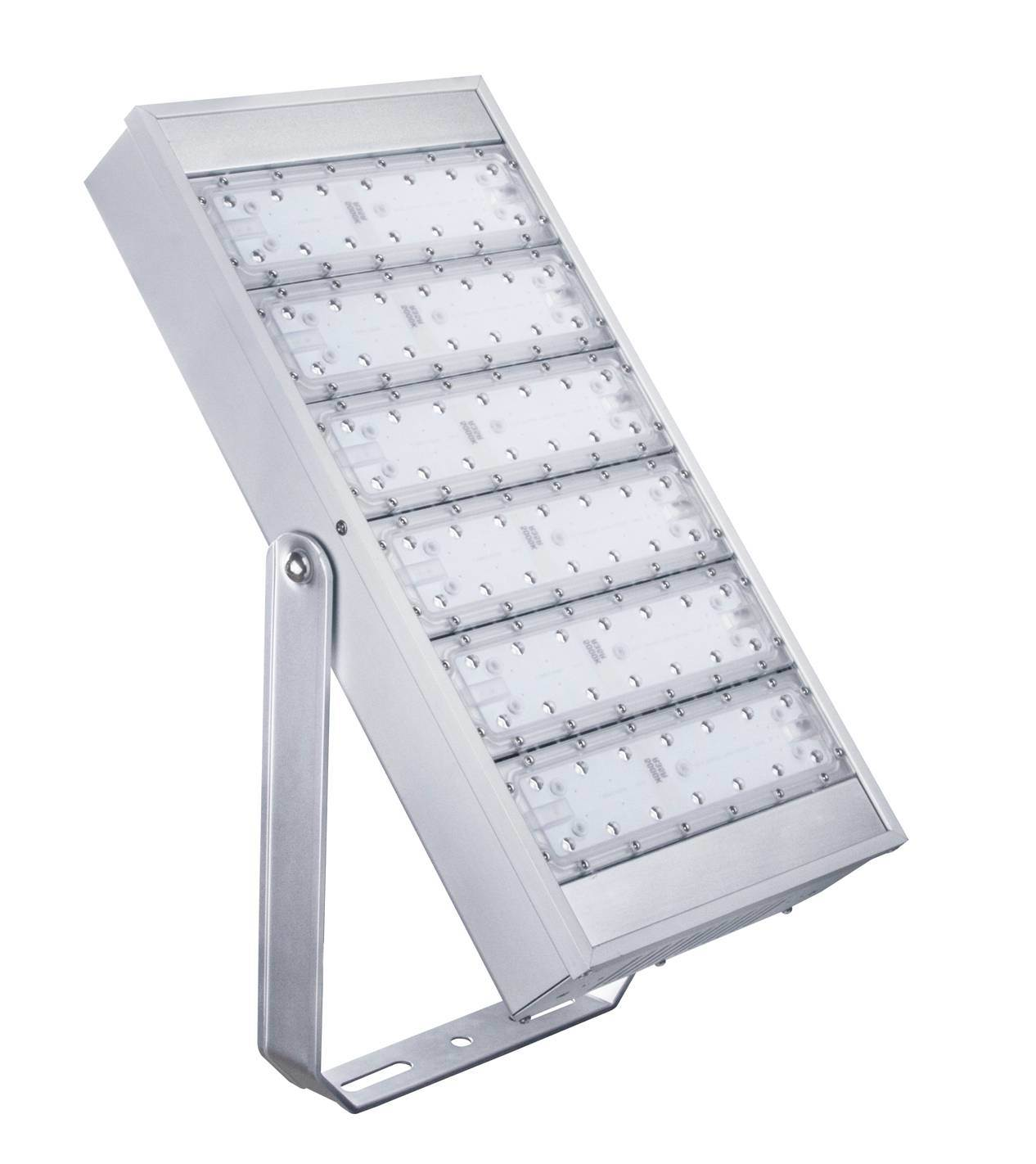 UL Dlc 40W to 1000W High Power LED Floodlight for Sport Field Lighting