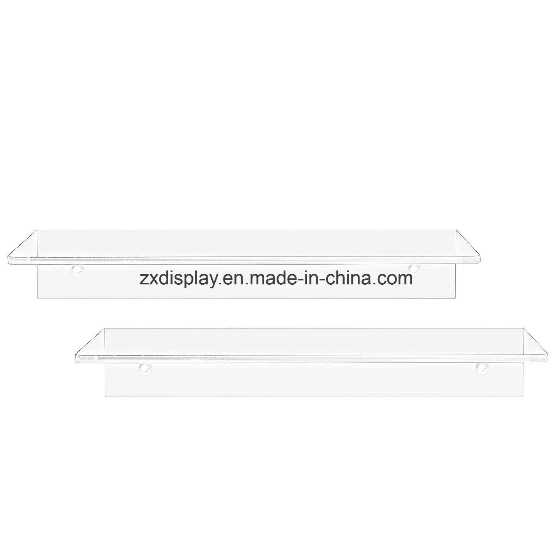 China Acrylic Shelf For Storage Wall Mounted Display