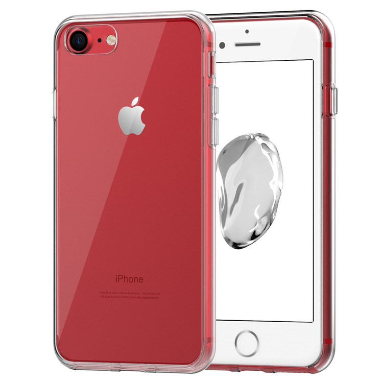 China Ultra Thin TPU Case for iPhone 7 Slim Case Transparent for ...