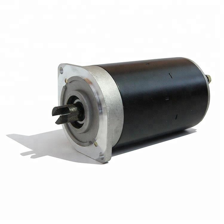 China 12v 500w Dc Motor For Lifting Platform China Hydraulic Power Pack Dc Motor Dc Motor