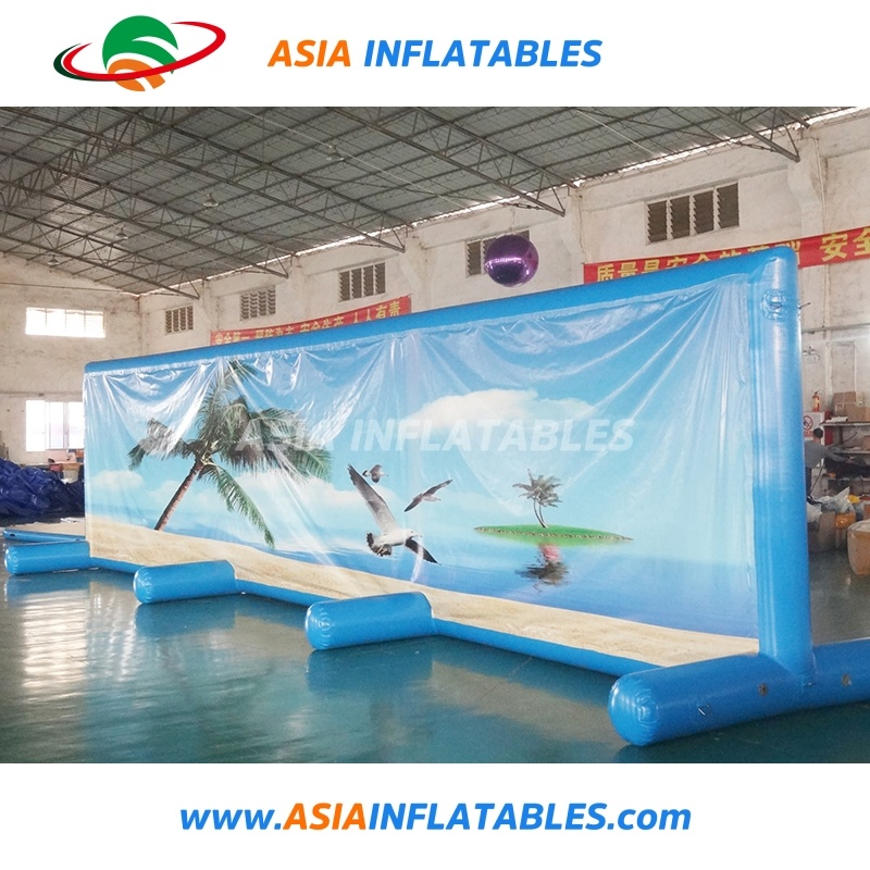 Outdoor Inflatable Ground Billboard for Business Promotion pictures & photos