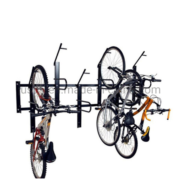 China Wall Mounted Vertical Bike Rack Bicycle Track Photos